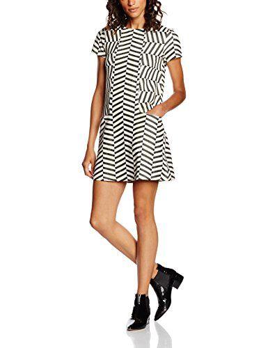 #Mexx #Damen #Kleid #MX3025212, #Elfenbein #(Cloud #Dancer #102), #34 #(Herstellergröße: #34 #XS) Mexx Damen Kleid MX3025212, Elfenbein (Cloud Dancer 102), 34 (Herstellergröße: 34-XS), , Stil: A-Linie, A-Linie, , ,