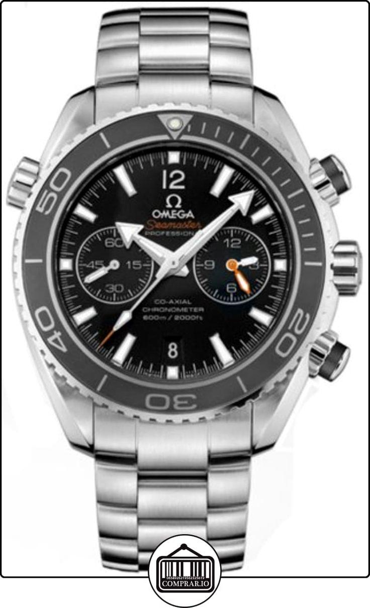 Omega Seamaster Planet Ocean 232.30.46.51.01.001-Reloj cronógrafo de  ✿ Relojes para hombre - (Lujo) ✿
