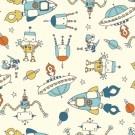 Robotic Spacebots