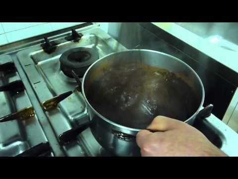 Cioccolato per Profiterole e per Farcitura Paste - Prenz - Ricetta Video - YouTube