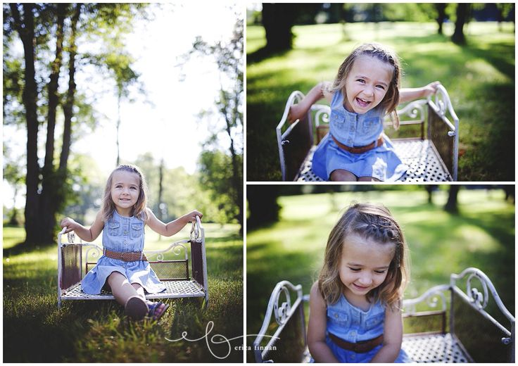Family session by Erica Finnan Photography