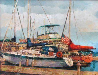 Jan Peng Wang | La Galerie Shayne - The Shayne Gallery
