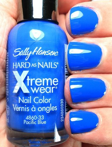 Sally Hansen Xtreme Wear Nail Polish. My favorite nail polish brand.