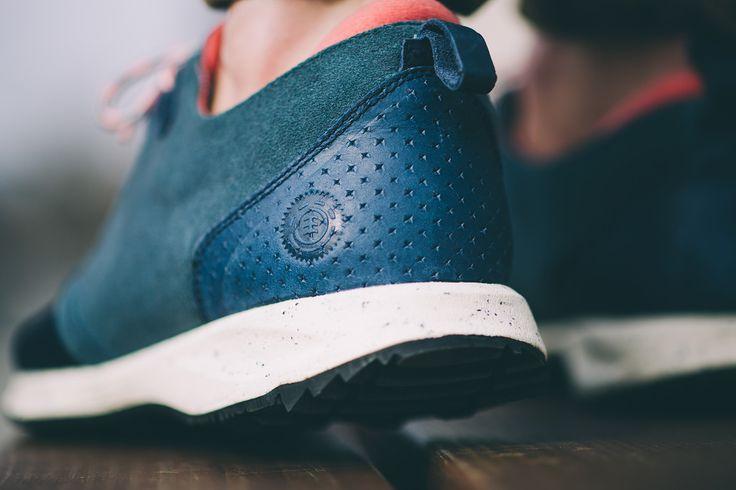 Nový model Mitake z kolekce skejtových bot Element, jsou hybridem mezi streetovkami a outdoorovými botami