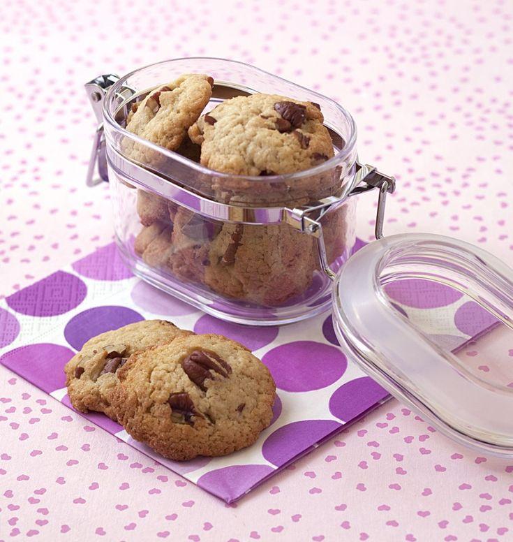 Cookies facile aux noix de pécan - Ôdélices : Recettes de cuisine faciles et originales !