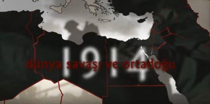 1914 Dünya Savaşı ve Ortadoğu : Büyük Savaşın Gölgesinde Ortadoğu