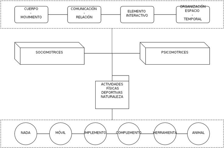 Clasificación de las actividades de EF. Criterios a tener en cuenta a la hora de diseñar las actividades en Educación Física y Deportiva.