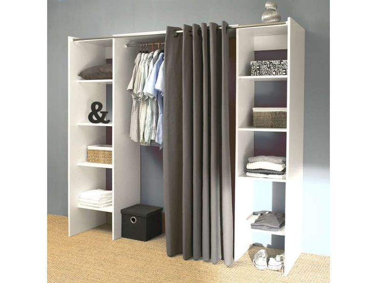 colonne dressing great colonne simple ou armoire complte. Black Bedroom Furniture Sets. Home Design Ideas