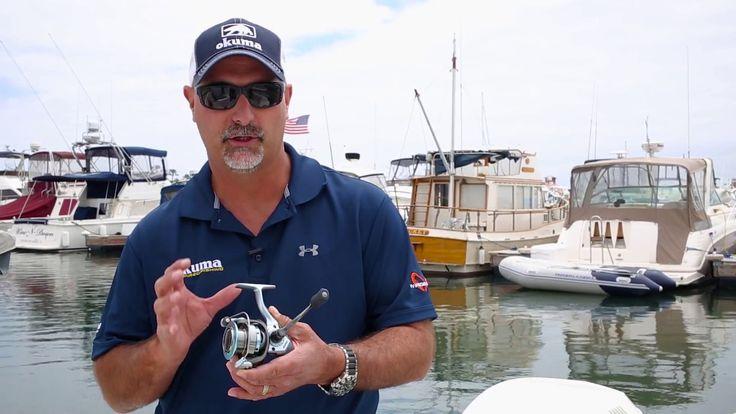 42 best okuma spinning reels images on pinterest for Okuma fishing usa