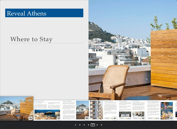 Reveal Athens - Where to Stay