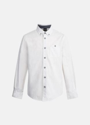 Белая рубашка для мальчиков за 1399р.- от OSTIN