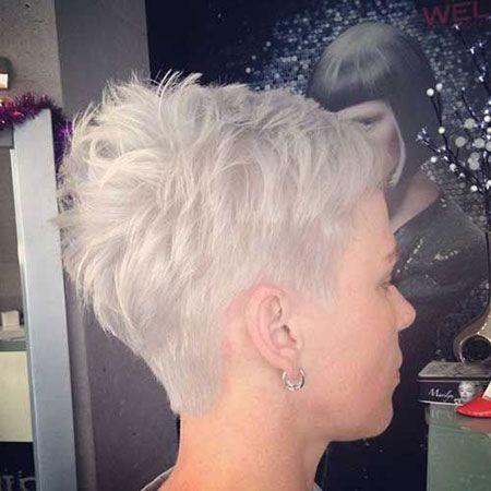 25 kurze Frisuren für reife Frauen
