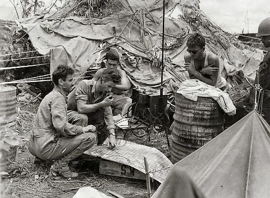 5307 (Merrill'sMarauders) (3/5307) Myitkyina July-August 1944