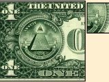 "Novus Ordo Seclorum means ""New Order of the Ages."" The spider's web is a symbol of the New Age."