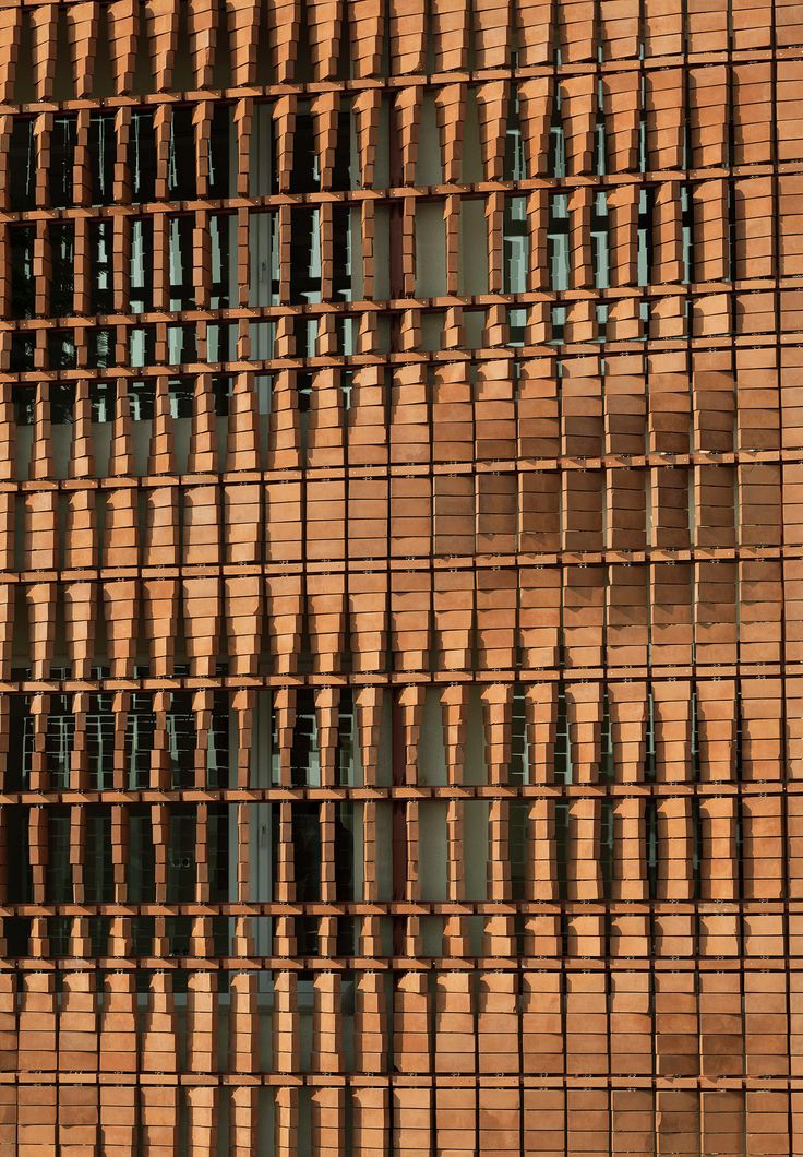 Image 3 of 28 from gallery of Cloaked in Bricks / Admun Design & Construction Studio. Photograph by Parham Taghioff