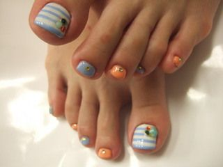 nailToenails, Toes Nails Design, Colors Combos, Toe Nail Art, Toe Nails, Toes Nails Art, Nails Art Design, Design Nails, Art Nails