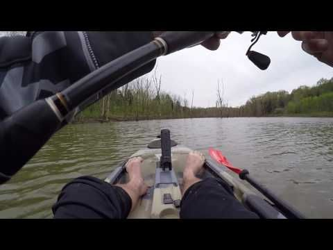 Backwater Kayak Bass Fishing - MTB PRO Box - (More info on: https://1-W-W.COM/fishing/backwater-kayak-bass-fishing-mtb-pro-box/)
