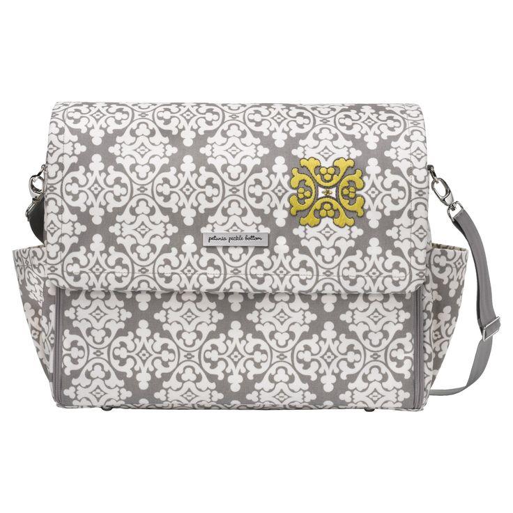 Petunia Pickle Bottom Abundance Boxy Backpack Diaper Bag - Berkshire - ABGL-403-00