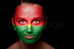 #AfricanShop #AfricanFlags #Burkina Faso flag face