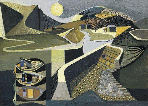 Peter Yates - Boscastle, Cornwall 1956