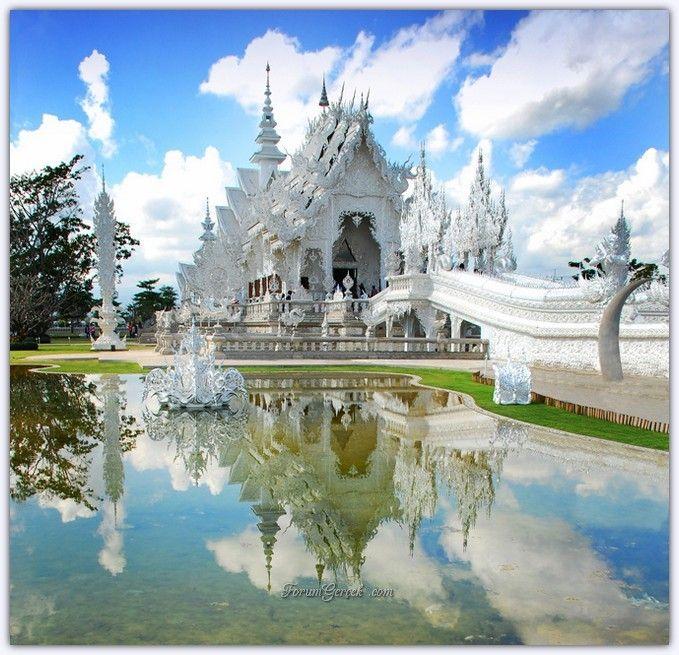 Wat Rong Khun | Beyaz Tapınak | Tayland - Sayfa 2 - Forum Gerçek