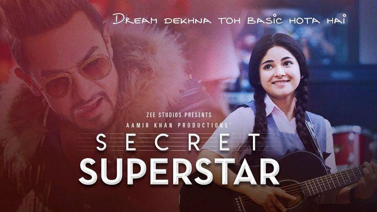 Secret Superstar Trailer | Zaira Wasim | Aamir Khan | In Cinemas this Di...