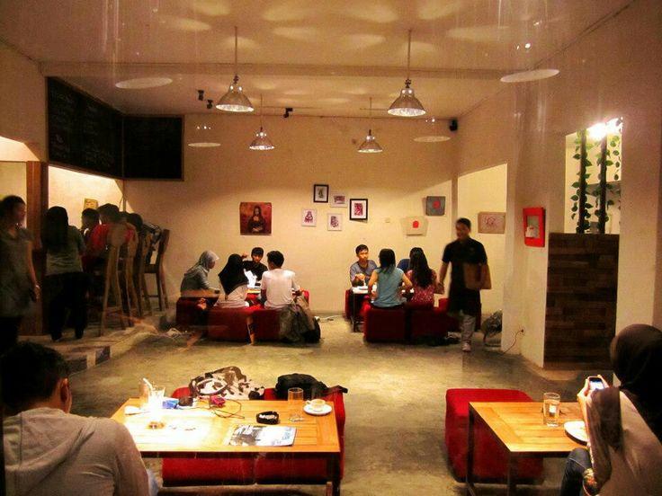 My cafe : LEDRE cafe (Love.Eat.Drink & Enjoy) yogyakarta. Indonesia #cafe #cafeinterioe