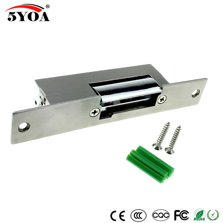 5YOA Electric Strike Door Lock Electronic For Access Control System New Fail-safe fail secure 5YOA Brand New StrikeL01