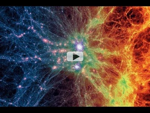 ▶ New Simulation Re-Spins the Cosmic Web More Accurately | Video - YouTube