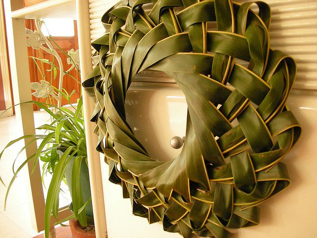Palm Wreath((wreaths))