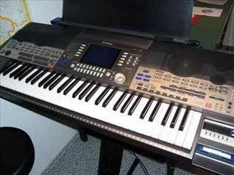 Yamaha PSR-9000 Colaj oltenesc!