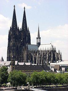 Listen von Domen und Kathedralen – Wikipedia