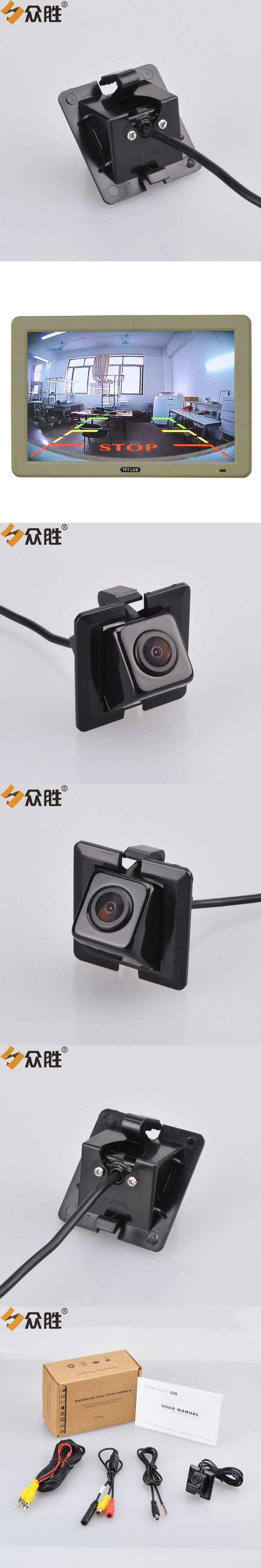 Car Rear View Camera for Toyota Land Cruiser Prado TX 2010-2016 Car Reverse Parking Rearview Camera Auto Backup Cam HS8086SMT