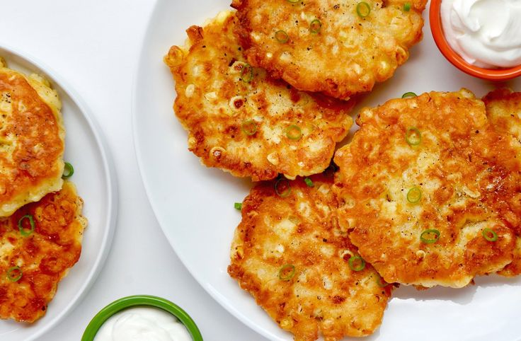 Celebrate summer with a quick and easy recipe for corn fritters that can be made with fresh or frozen corn kernels.