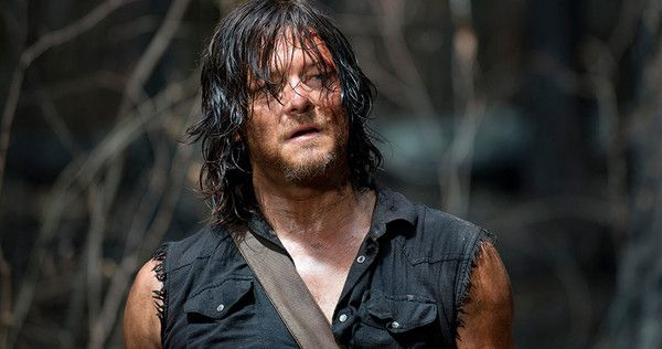 Daryl Dixon is on his own in the woods, trying to contact Abraham in a new clip from next week's episode of 'The Walking Dead'.