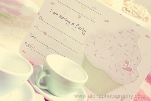www.alohaphotography.co.uk - Vintage Tea Party