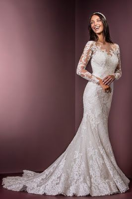 Lace Wedding Dress with Cowboy Boots