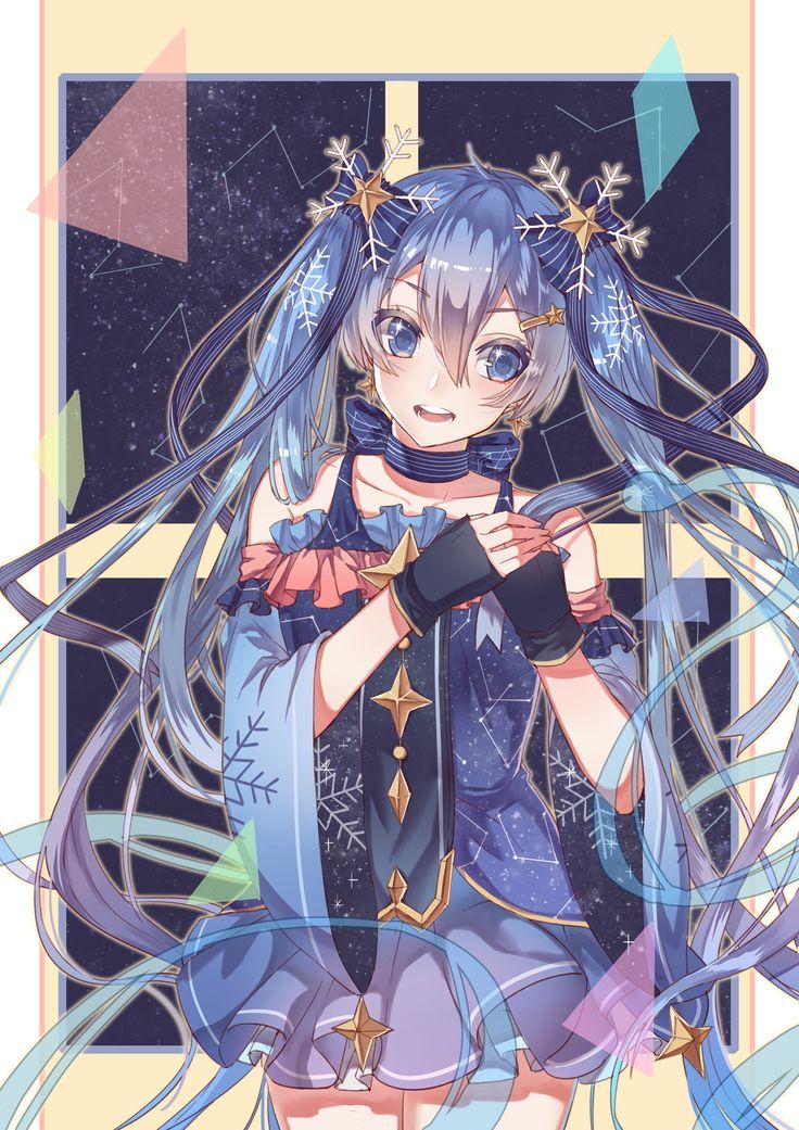 Hatsune Miku/#2060402 - Zerochan