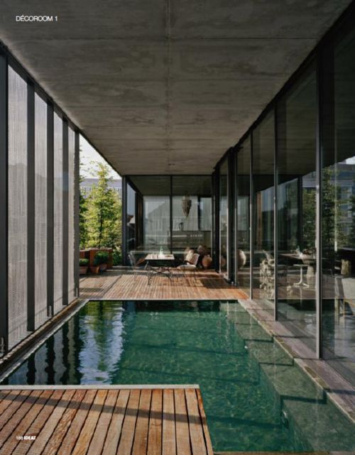 19 best Piscine couverte images on Pinterest Pool spa, Gardens and