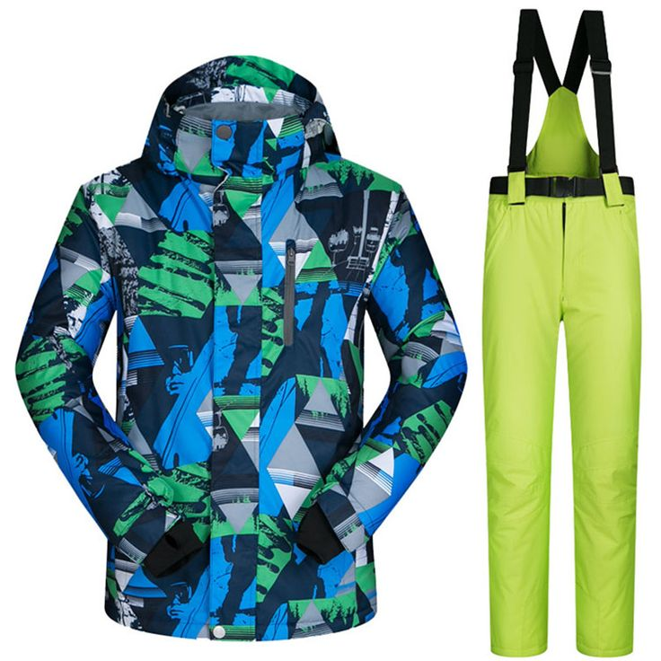2018 NEW Waterproof Windproof Thermal Outdoor Skiing <b>Clothes</b> ...