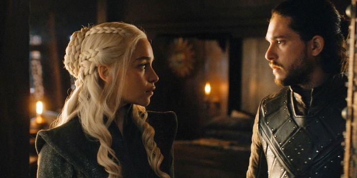 Jon Snow and Daenerys Targaryen Relationship Timeline - Best Game of Thrones Jon and Dany Moments