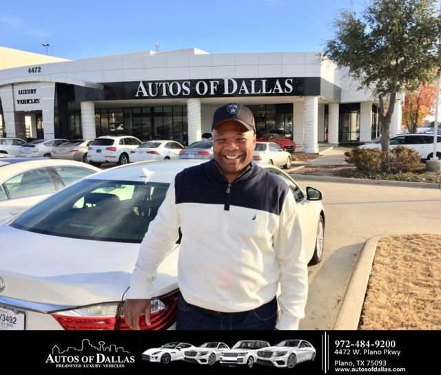 Happy Anniversary To Tommy On Your Lexus Es 350 From Bob Tauber At Autos Of Dallas Anniversary Autosofdallas Auto Customer Review Lexus Es
