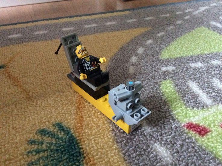 Lego bago nr. 2 koko koekoek