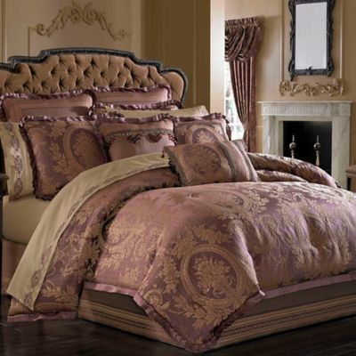 J. Queen New York TM Napoleon European Pillow Sham in Merlot #ad