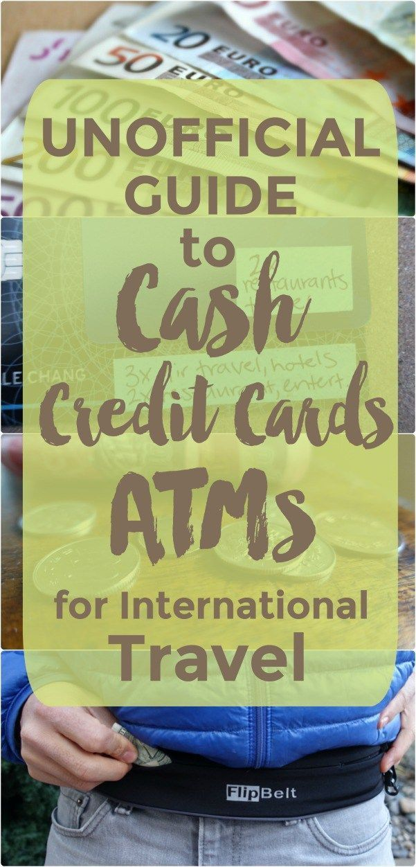 How much money should I bring when I travel? Should I exchange currency before I go overseas? What's the best way to carry cash when I'm abroad? What ATM cards or credit cards are best for international travel? In this post, we've put together our best tips for money and...