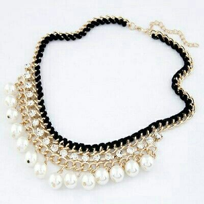 Kalung pearl luxury design GFKL01