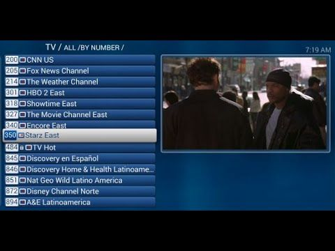 THE BEST IPTV ANDROID APP EVER CREATED (HBO, SHOWTIME, ENCORE, STARZ, NBA, NFL, MLB, TNT, TLC) - YouTube