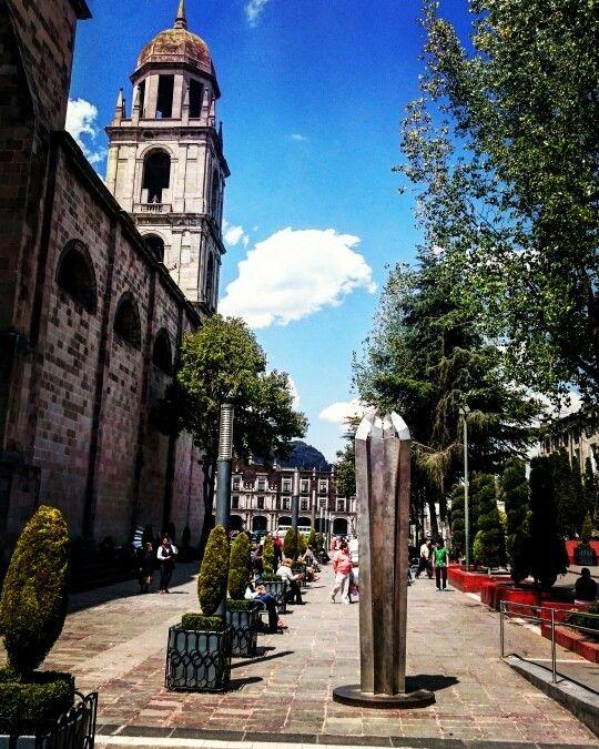Toluca de Lerdo en México