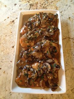My Most Requested Recipes: Chicken Marsala