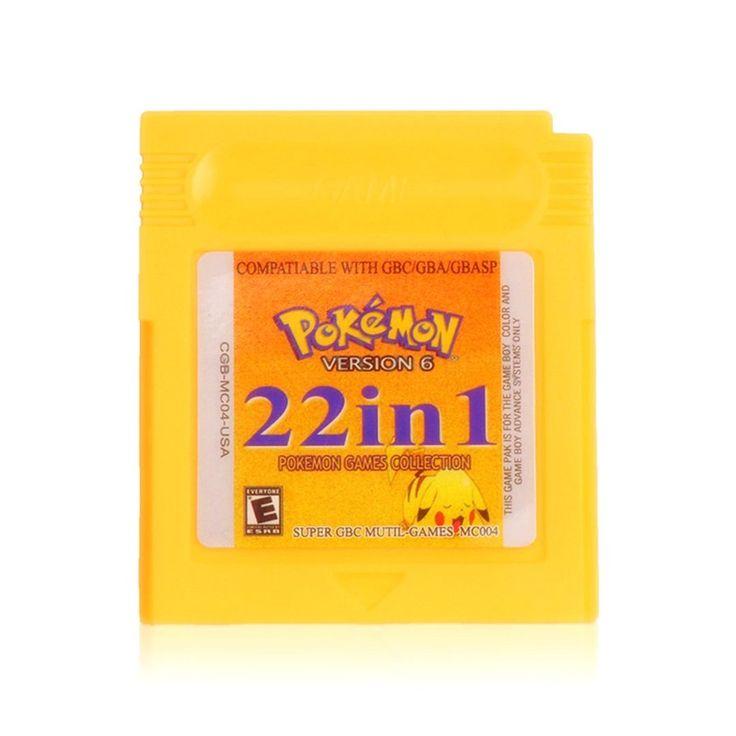 Pokémon Super 22 in 1